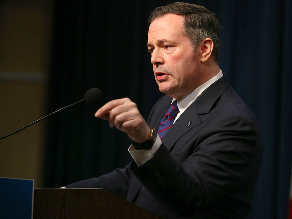 Premier Jason Kenney said the federal government's delay in dealing with rail blockades was a major reason for Teck's withdrawal.