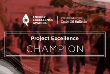 Velvet named Energy Excellence Awards Champion for eliminating freshwater usage in Gold Creek fracking operations