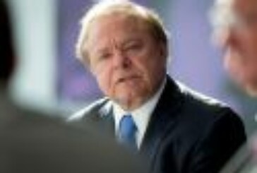 Oil tycoon Harold Hamm got $2 billion richer in just one day