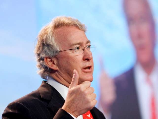 Former Chesapeake chief Aubrey McClendon took home more than US$100 million in 2008.