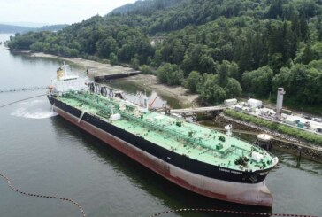 Cenovus first to announce it's shipping Western oil to Eastern refineries through the Panama Canal