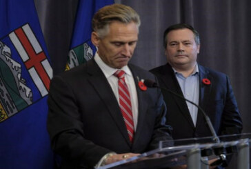 Kenney defends hiring ex-MLA for trade office who gave up seat for Kenney to run