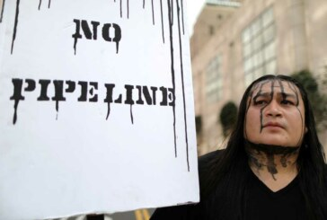 U.S. court orders largest pipeline from the North Dakota shale oil fields to be shut and emptied