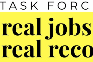 The Task Force for Real Jobs, Real Recovery Releases Natural Resource-Focused Economic Recovery Plan