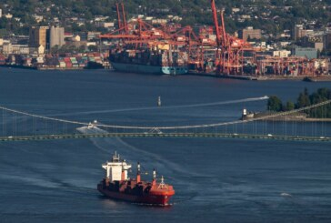Canada's ports and energy imports and exports: International comparisons – Lennie Kaplan and Mark Milke