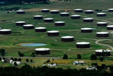 Lower Canada crude flows to U.S. helps chip away at Cushing glut