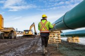 Trans Mountain races to the finish line as two other pipeline projects near completion