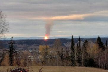 Westcoast Energy fined $40,000 for blast near Prince George, B.C. two years ago