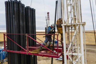 Saskatchewan driller hits 'gusher' with ground-breaking geothermal well that offers hope for oil workers
