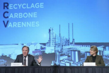 Enerkem and partners to spend $876 million to build biofuels plant in Quebec