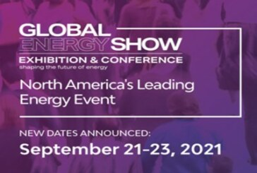Global Energy Show Exhibition & Conference – New Dates Announced!