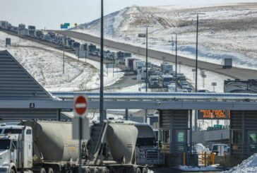 Oilsands workers based outside Canada exempt from border restrictions, 14-day quarantine