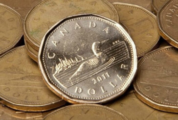 Canadian dollar nears recent six-year high as oil rallies, GDP rises