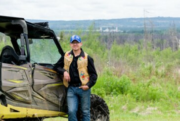 KNOWLEDGE KEEPER: Willow Lake Métis Nation CEO Justin Bourque shares his vision for the future of Indigenous equity in the energy industry