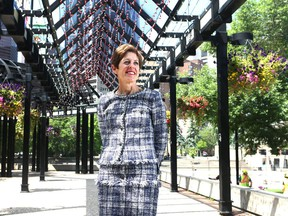 Chamber of Commerce CEO Deborah Yedlin said the Liberal government will need to support oilsands companies striving to reach net-zero targets.