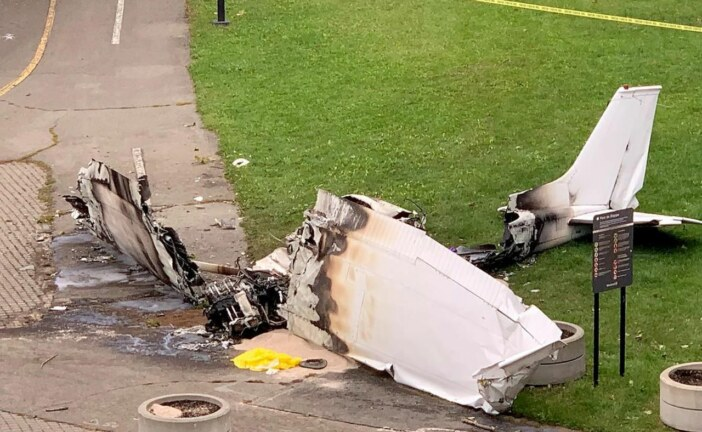 Plane at centre of deadly crash in Montreal was carrying marriage proposal banner