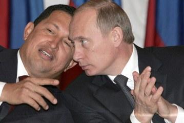 Putin's Venezuela: How Moscow is grabbing oil assets through loans to Caracas