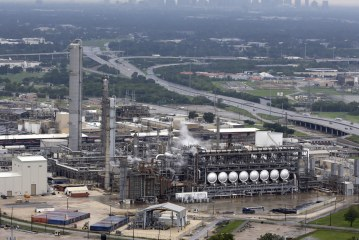 Oil markets to be disrupted for at least three months in wake of Harvey
