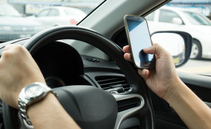 Distracted driving causes more collisions than speeding and intoxication combined: OPP